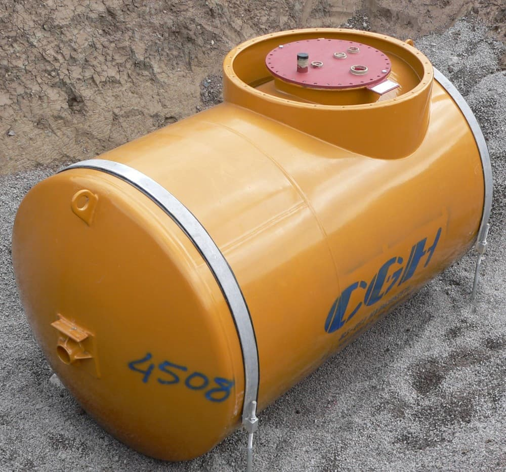 CGH Nordic A/S - Europe's largest steel tanks manufacturer