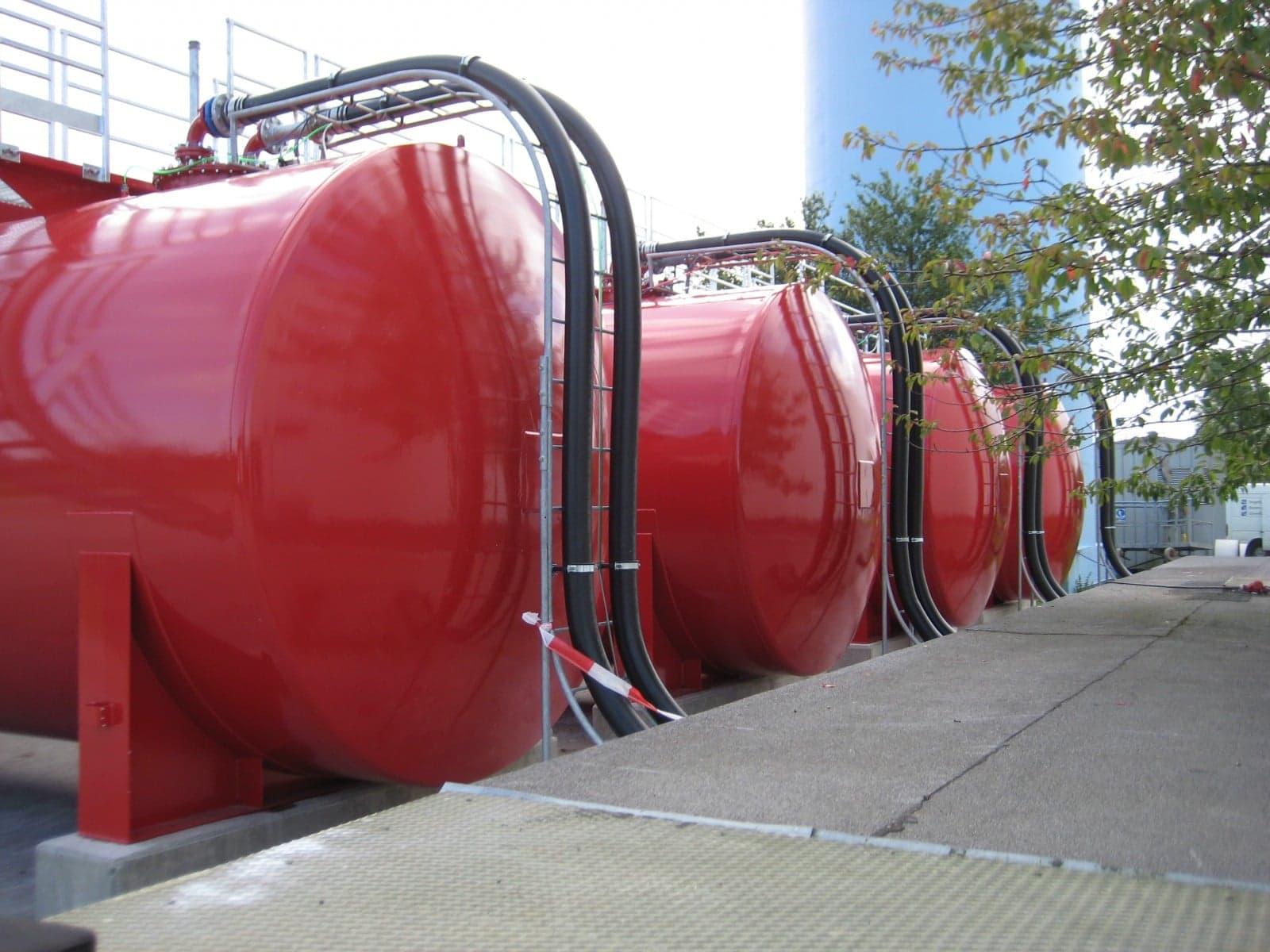regler for olietanke