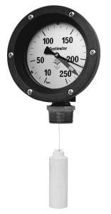 Mano Clock L3E, 250 cm
